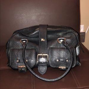 Burberry bag!